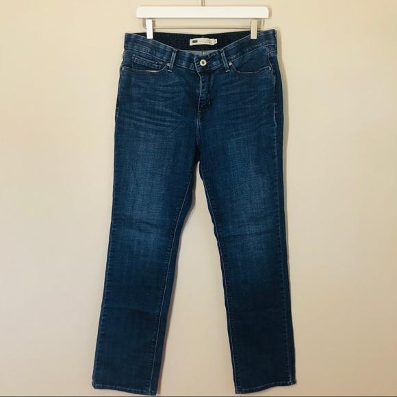 bb51611e Levi's 525 Straight Leg Perfect Waist Jeans Sz 12. Levi's.  M_5c5062064ab633ce13ba0023. M_5c506207f63eead5900bb5ba.  M_5c5062096a0bb799e843085d